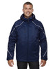 Night 88196 Ash City - North End Angle 3-in-1 Jacket with Bonded Fleece Liner   Blankclothing.ca