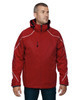 Classic Red - 88196T North End Tall Angle 3-in-1 Jacket with Bonded Fleece Liner | Blankclothing.ca