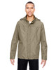 Stone - 88216 North End Excursion Transcon Lightweight Jacket with Pattern | Blankclothing.ca