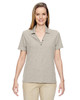 Stone - 75121 North End Excursion Nomad Performance Waffle Polo Shirt | Blankclothing.ca