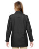 Black - back 78218 North End Excursion Ambassador Lightweight Jacket with Fold Down Collar | Blankclothing.ca