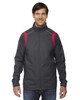 Black/Silk 88167 North End Venture Lightweight Mini Ottoman Jacket | Blankclothing.ca