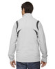 Grey Frost  - back 88167 North End Venture Lightweight Mini Ottoman Jacket | Blankclothing.ca
