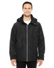 Black/Graphite - 88226 North End Men's Insight Interactive Shell Jacket | Blankclothing.ca