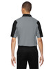 Black-back 88691 North End Sport Red Reflex UTK Performance Embossed Print Polo Shirt