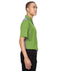 Green Flash-side 88691 North End Sport Red Reflex UTK Performance Embossed Print Polo Shirt