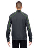 Carbon/Acid Green-back 88806 North End Sport Red Interactive Cadence Two-Tone Brush Back Jacket