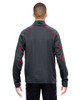 Carbon/Olympic Red-back 88806 North End Sport Red Interactive Cadence Two-Tone Brush Back Jacket