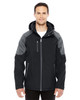 Carbon/Black - 88808 North End Sport Red Impulse Interactive Seam-Sealed Shell Jacket