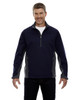 Night - 88656 North End Sport Red Laminated Performance Stretch Wind Shirt