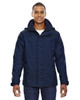 Midnight Navy - 88130 North End Men's 3-In-1 Jacket   Blankclothing.ca