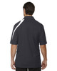 Black/Silk-back 88645 North End Sport Red Impact Performance Polyester Colourblock Polo Shirt