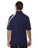 Night-back 88645 North End Sport Red Impact Performance Polyester Colourblock Polo Shirt