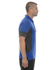 Nautical Blue-side 88677 North End Sport Red Refresh UTK Coffee Performance Jersey Polo Shirt