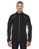 88678 North End Sport Red Pursuit Light Bonded Hybrid Soft Shell Jacket | BlankClothing.ca