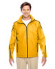 Sport Athletic Gold - TT72 Team 365 Conquest Jacket with Fleece Lining | BlankClothing.ca