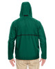 Sport Forest-back TT72 Team 365 Conquest Jacket with Fleece Lining