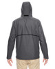Sport Graphite - Back, TT72 Team 365 Conquest Jacket with Fleece Lining | BlankClothing.ca