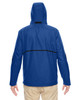 Sport Royal - Back, TT72 Team 365 Conquest Jacket with Fleece Lining | BlankClothing.ca