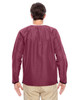 Sport Maroon-back TT84 Team 365 Dominator Waterproof Windshirt