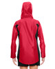 Sport Red - Back, TT86W Team 365 Dominator Waterproof Jacket