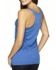 Vintage Royal-back 6733 Next Level Tri-Blend Racerback Tank Top | Blankclothing.ca
