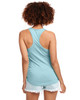 Cancun - Back, N1533 Next Level Ideal Racerback Tank Top | Blankclothing.ca