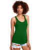 Kelly Green - N1533 Next Level Ideal Racerback Tank Top | Blankclothing.ca