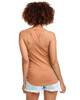 Light Orange - Back, N1533 Next Level Ideal Racerback Tank Top | Blankclothing.ca