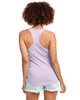 Lilac - Back, N1533 Next Level Ideal Racerback Tank Top | Blankclothing.ca