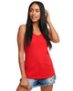 Red - N1533 Next Level Ideal Racerback Tank Top | Blankclothing.ca