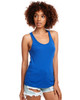 Royal - N1533 Next Level Ideal Racerback Tank Top | Blankclothing.ca