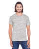 Sliver Blizzard - 104A Threadfast Men's Blizzard Jersey Short-Sleeve T-Shirt | BlankClothing.ca