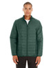 Forest - CE700 Ash City - Core 365 Men's Prevail Packable Puffer Jacket | Blankclothing.ca