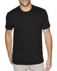Black - 6410 Next Level Men's Premium Fitted Sueded T-Shirt | Blankclothing.ca
