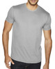 Light Grey  - 6410 Next Level Men's Premium Fitted Sueded T-Shirt | Blankclothing.ca