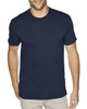 Midnight Navy - 6410 Next Level Men's Premium Fitted Sueded T-Shirt | Blankclothing.ca
