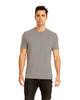 Dark Heather Grey - 6410 Next Level Men's Premium Fitted Sueded T-Shirt | Blankclothing.ca
