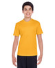 Sport Athletic Gold - TT11Y Team 365 Youth Zone Performance Tee   BlankClothing.ca
