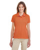 Sport Burned Orange - TT21W Team 365 Ladies' Command Snag Protection Polo Shirt