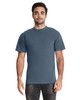 Blue Jean - 7410 Next Level Adult Inspired Dye Crew T-Shirt | Blankclothing.ca