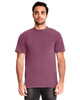 Shiraz - 7415 Next Level Adult Inspired Dye Crew T-Shirt with Pocket | Blankclothing.ca