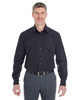 Black / Graphite - DG534 Devon & Jones Men's Crown Collection™ Striped Shirt