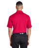 Red - DG20T Devon & Jones Men's Tall CrownLux Performance™ Plaited Polo Shirt | Blankclothing.ca