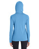 Sport Light Blue - TT41W Team 365 Ladies' Zone Performance Hoodie