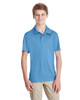 Sport Light Blue - TT51Y Team 365 Youth Zone Performance Polo Shirt