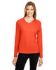 Sport Orange - TT11WL Team 365 Ladies' Zone Performance Long-Sleeve T-Shirt