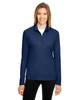 Sport Dark Navy - TT31W Team 365 Ladies' Zone Performance Quarter-Zip Shirt