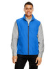 True Royal - CE703 Ash City - Core 365 Men's Techno Lite Unlined Vest | Blankclothing.ca
