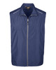 Classic Navy - CE703 Ash City - Core 365 Men's Techno Lite Unlined Vest | Blankclothing.ca